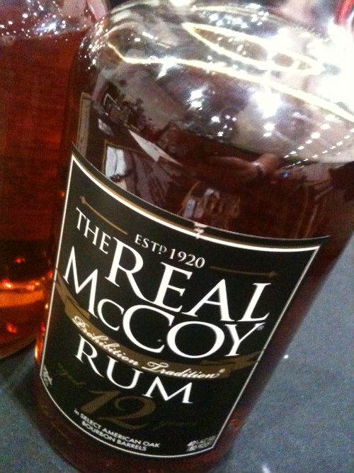 Rumfest 2013 real mc coy 12 yo