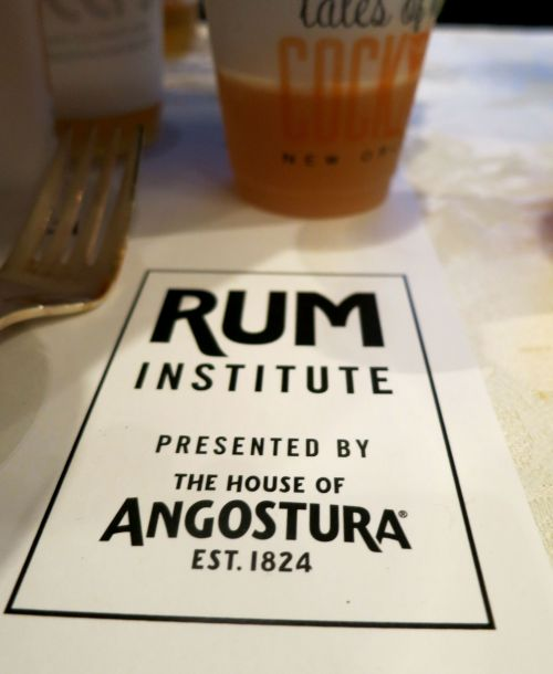 Angostura Rum Institute small