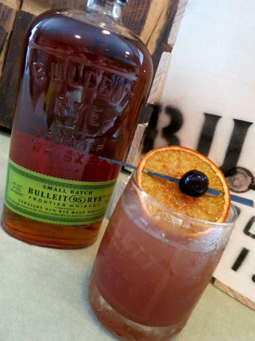 Bulleit New Fashioned 2 small pic