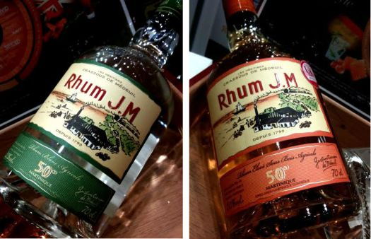 Rhum JM collage