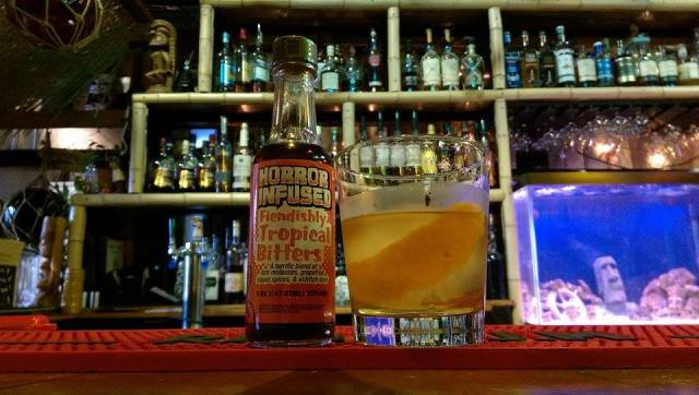 A - Zombie Old Fashioned