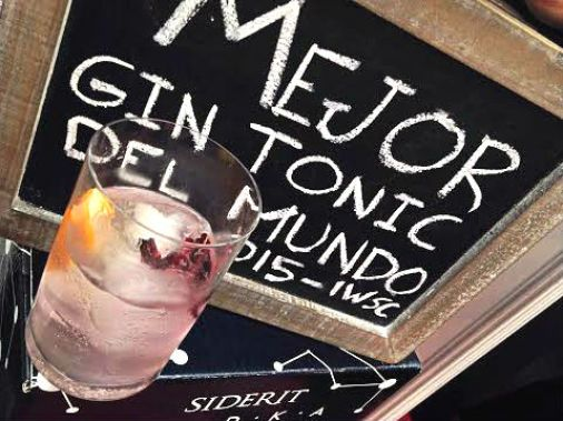 Gin and Tonic sign 2