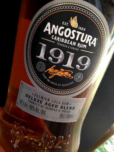 Angostura 1919 new package