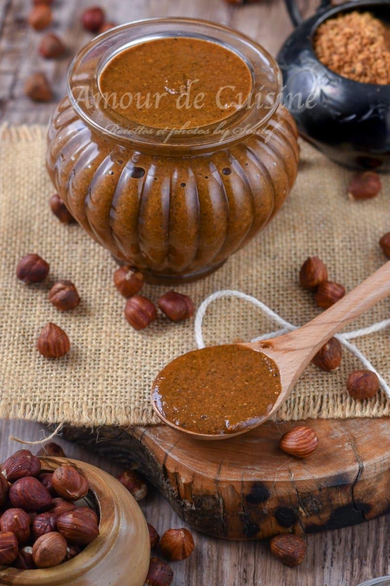 amandes et noisettes de philippe conticini