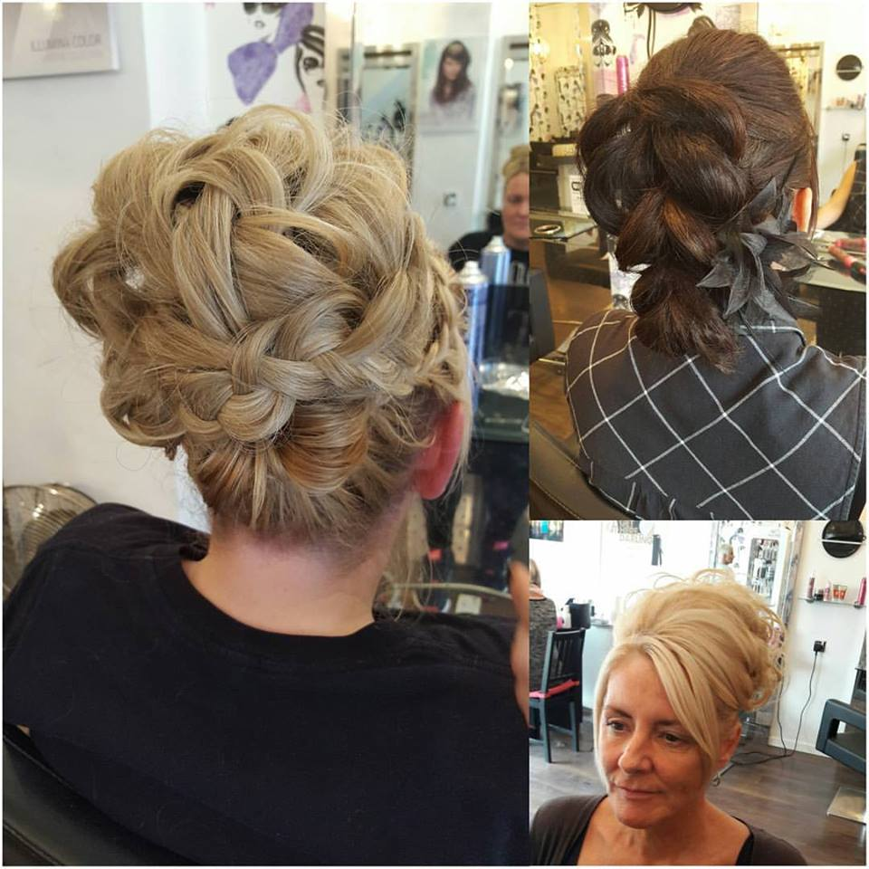 Party Hairstyles Salford Hair Salon