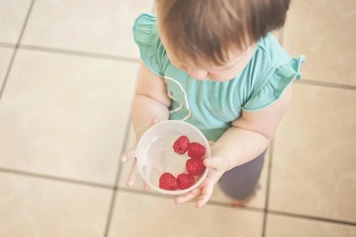 A quel âge diversifier l'alimentation de bébé ?