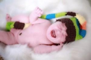 bébé pleure allaitement