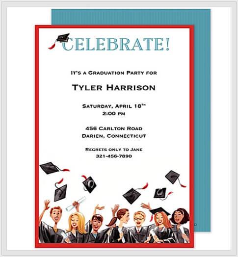 Best Place Order Graduation Invitations