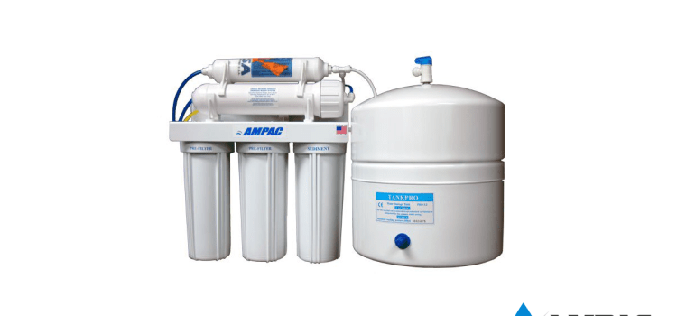 Stage Reverse Osmosis System
