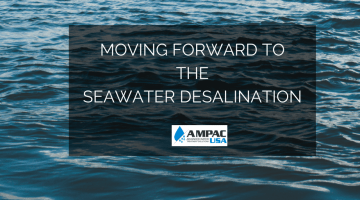 Moving Forward to the seawater desalination
