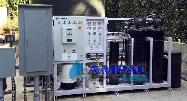 Seawater Desalination in California