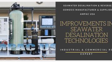 Seawater Desalination & Reverse Osmosis Manufacturer & SupplierAmpac USA