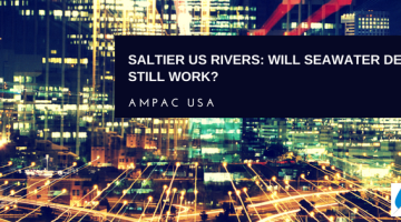 Saltier US Rivers: Will Seawater Desalination Still Work?