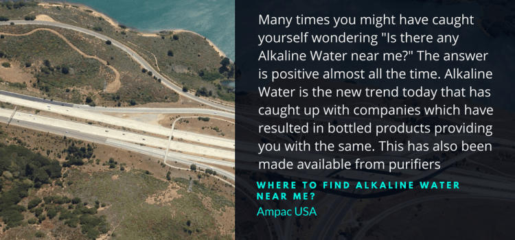 Where To Find Alkaline Water Near Me?