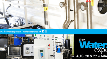 Avail Free Access To The Water Expo 2019 From AMPAC USA!