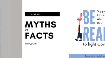 Myth & Facts About CORONA