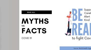 Myth & Facts About CORONA