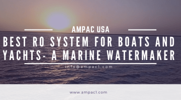 Best RO System for Boats and Yachts- A Marine Watermaker