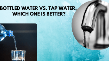Bottled water vs Tap Water- Which is better