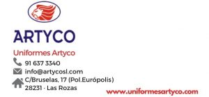 Artyco uniformes