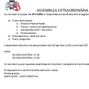 Assamblea - Català