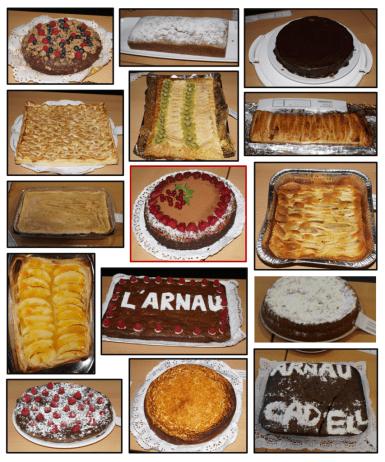 Concurs de pastissos