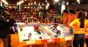 Torneig classificatori FLL 2016