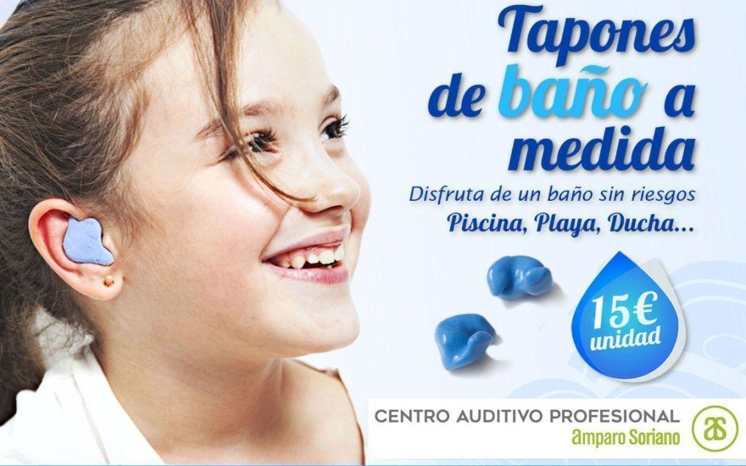 Promoción: Tapones de baño a medida por 15 €.