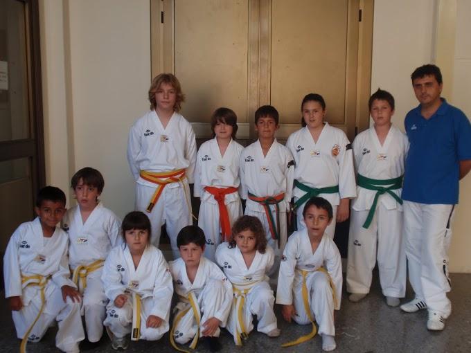 Exhibició de Taekwondo