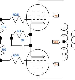 push pull output transformer net current [ 2020 x 1367 Pixel ]