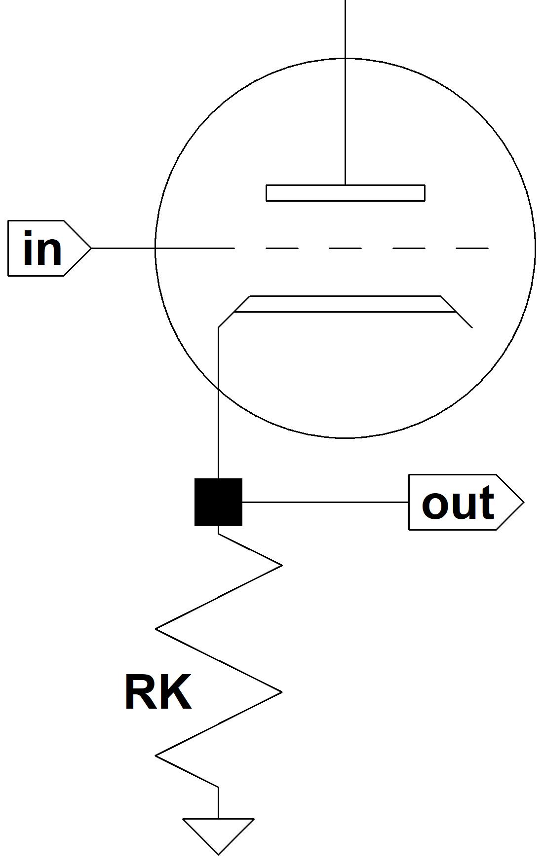 Cathode Follower Calculator