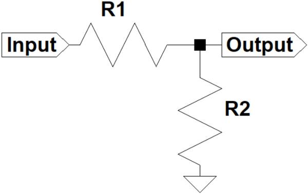 Voltage Divider Calculator