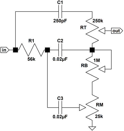 small resolution of bassman bas amp schematic