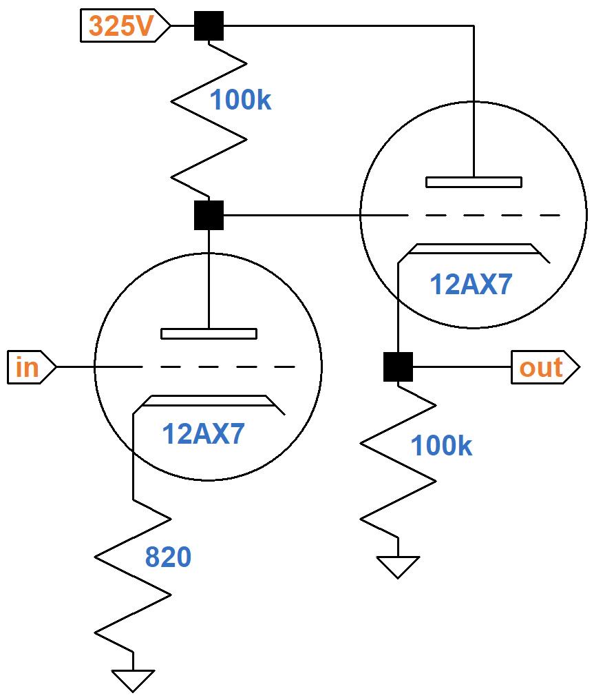 Fender Bassman 5f6 A Circuitysis