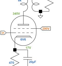 gibson ga 5 power amp schematic [ 1073 x 1659 Pixel ]