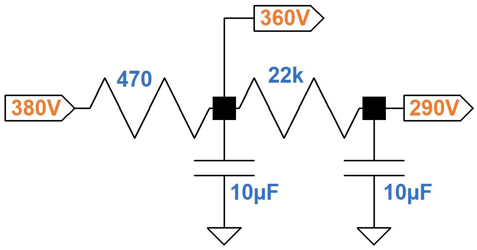 medium resolution of gibson ga 5 les paul junior ripple filters