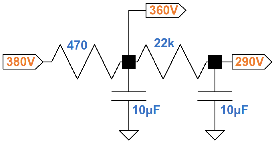 hight resolution of gibson ga 5 les paul junior ripple filters