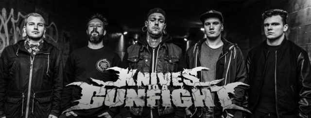 Knives To A Gunfight