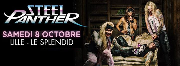 steel-panther-lille