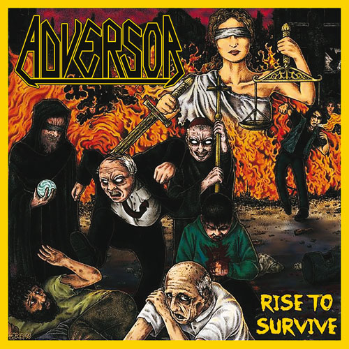 Adversor – Rise To Survive