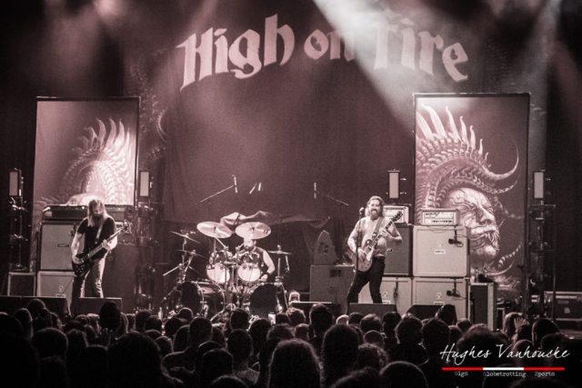 High On Fire @ 013 - Tilburg - Nederland
