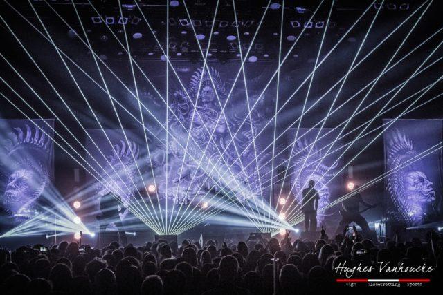 Meshuggah @ 013 - Tilburg - Nederland