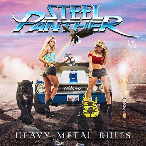 Steel Panther – Heavy Metal Rules