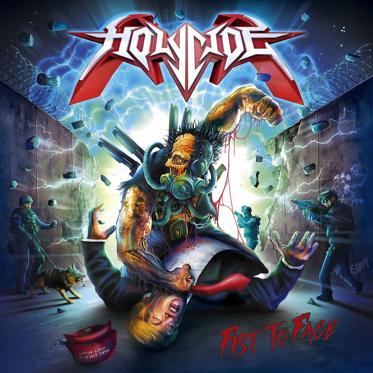Holycide – Fist To Face