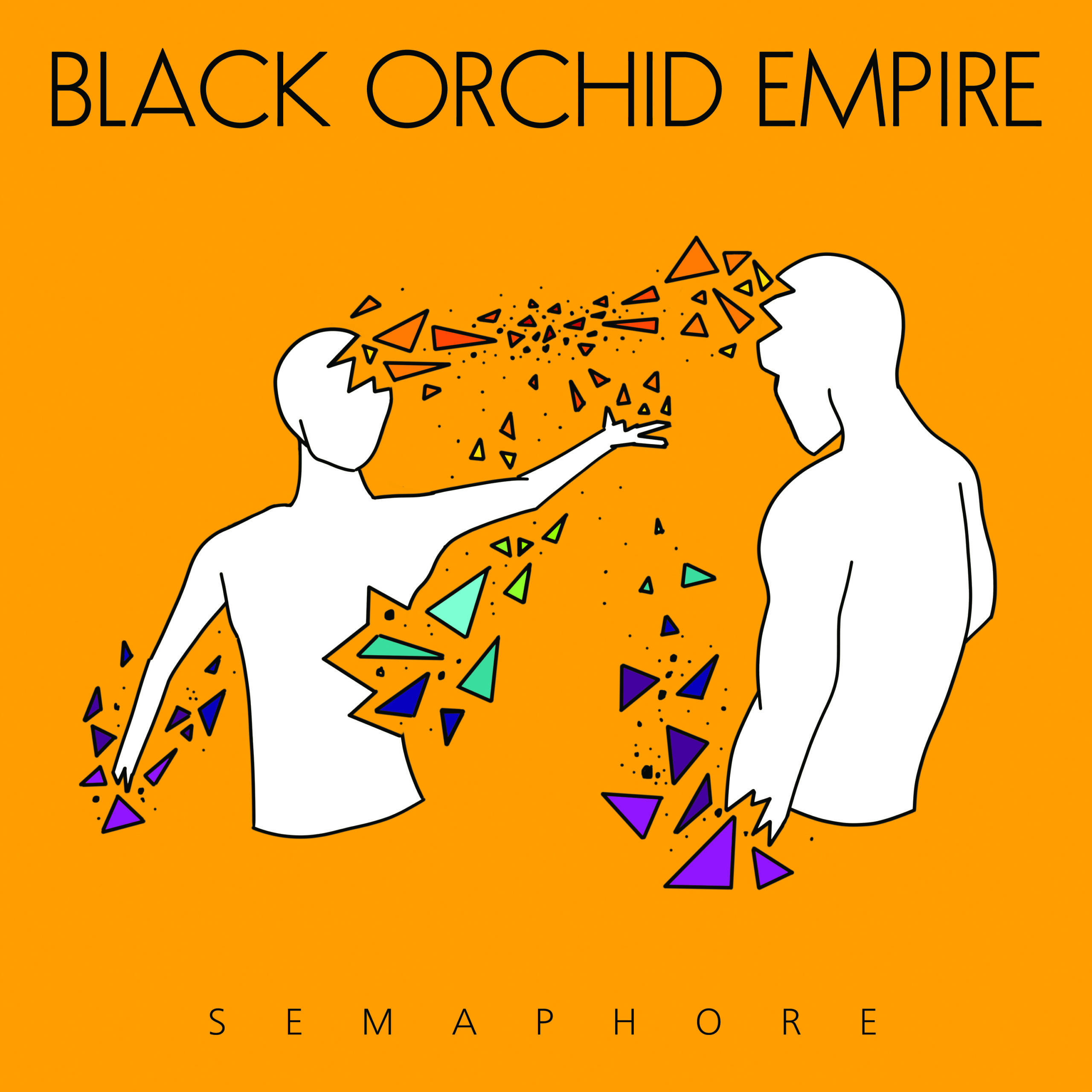 Black Orchid Empire – Semaphore