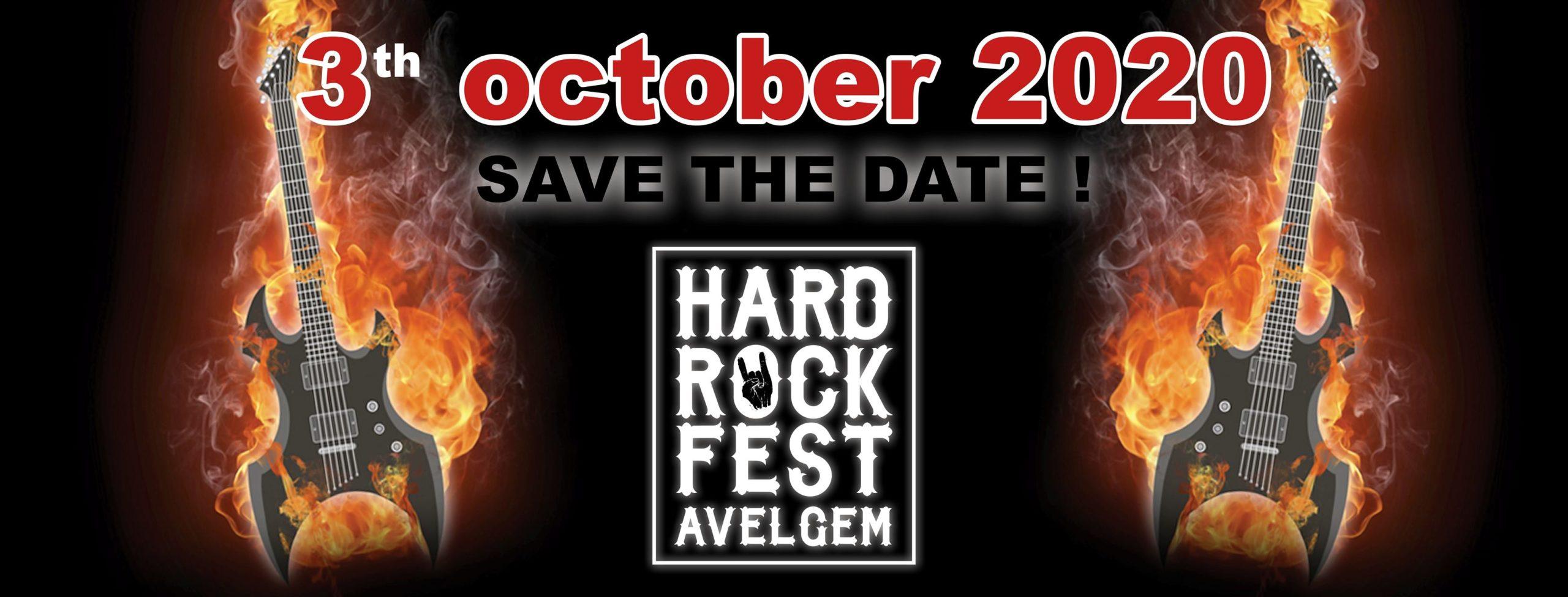 Eerste naam Hard Rock Fest Avelgem bekend