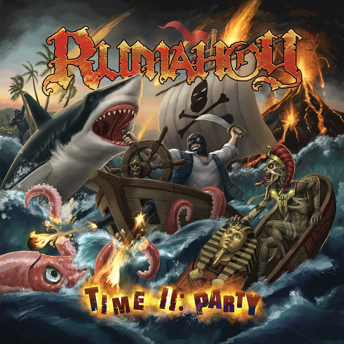 Album van de week 28: Rumahoy – Time II: Party