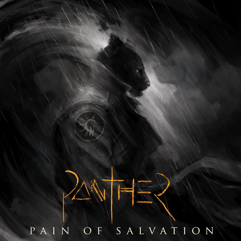 Pain of Salvation – Panther: artwork, tracklist en Accelerator