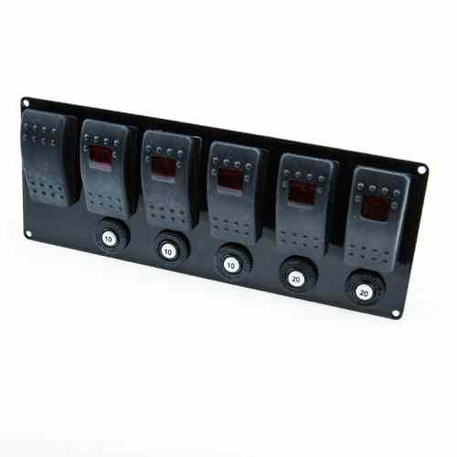 small resolution of 6 circuit switch panel 460 switchgear wiring med voltage switchgear