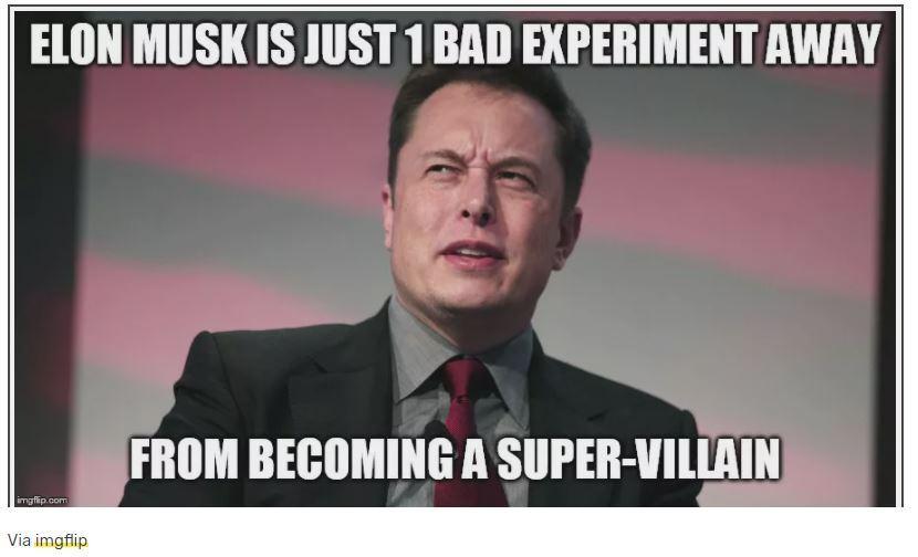 Elon Must Meme